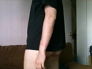 Bodybuilder, Masturbation, Clothes ripped, High definition, Caucasian, Solo, Webcam
