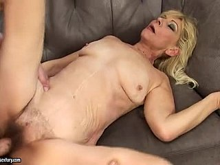 Granny, Cum drenched, Furry, Sex, Old, Mommy, Mature