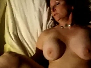 Granny, Sexy, Big tits, Couple, Shaved, Mature, Brunette