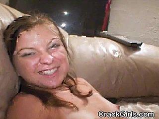 Κρακ πόρνη πρωκτικό σεξ