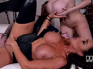 Boobs, Fetish, Mature, Big tits, Old, Cumshot, Huge