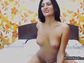 Ελαφρύ δέρμα Ebony πορνό βίντεο