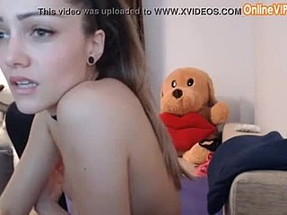 Lingerie, Horny, Webcam, Young, Smother, Cute, Choking