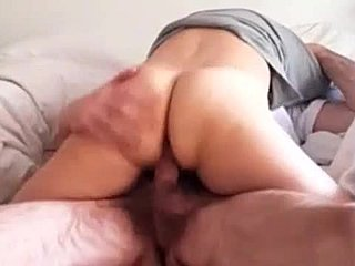 Riding, Cuckold, Old, Housewife, Sex tape, Wife, Cheating