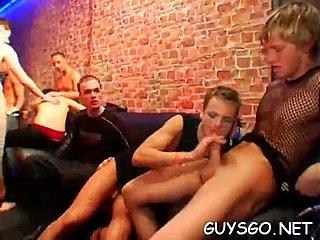 Gay Sex Party porno