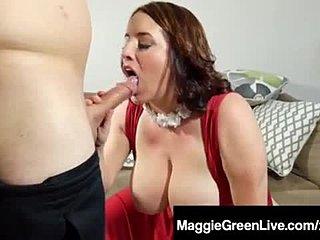 bigest seins vidéofils de maman porno