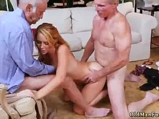 Young, Old, Tits, Blonde, Teen, Blowjob, Small tits