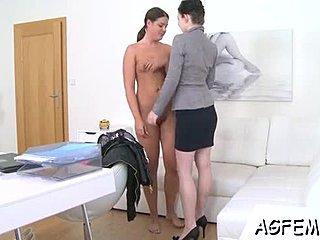 Stretto pussys scopata