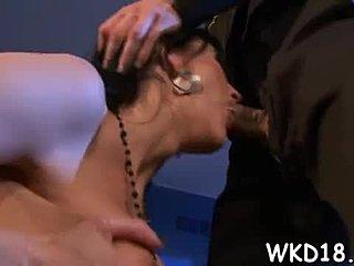 Ώριμη κινητή πορνό