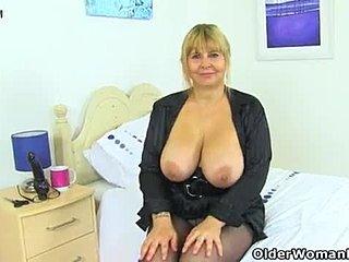 Pančucháče MILF sex videá