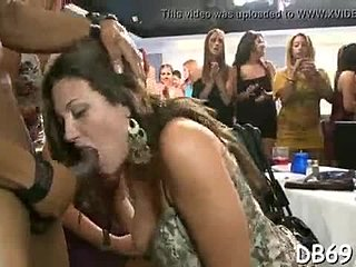 Undressing, Dancing, Group, Clothes ripped, Interracial, Reality, Party