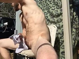 Outdoor jerking