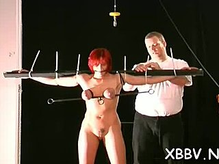 Torture, Tight, Bdsm, Nipples, Bound, Naked, Pussy