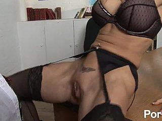stram anal creampie