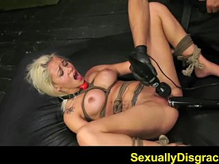 Bdsm, Submission, Toys, Punished, Bound, Blonde, Kinky